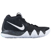 Nike Kyrie 4 - Men's -  Kyrie Irving - Black / White