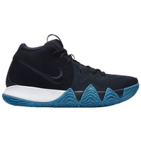 Nike Kyrie 4 - Men's -  Kyrie Irving - Navy / Light Blue