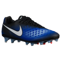 Nike Magista Opus II FG - Men's - Black / Blue