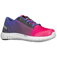 Reebok Z Run - Girls' Grade School - Pink / Purple
