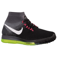 Nike Zoom All Out Flyknit - Men's - Black / Grey