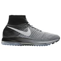 Nike Zoom All Out Flyknit - Men's - Grey / Black