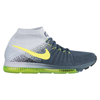 Nike Zoom All Out Flyknit - Men's - Navy / Grey