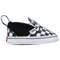 Vans Classic Slip On - Boys' Infant - White / Black