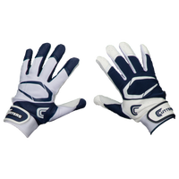 Cutters Power Control 2.0 Yin Yang Batting Glove - Men's - Navy / White