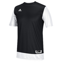 adidas Team Crazy Explosive Shooting Shirt - Men's - Black / White