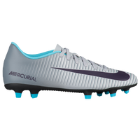 Nike Mercurial Vortex III FG - Women's - Grey / Purple