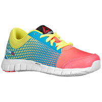 Reebok Z Run - Girls' Preschool - Pink / Light Blue