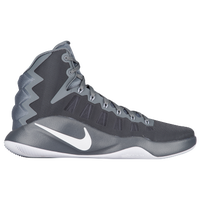 Nike Hyperdunk 2016 - Men's - Grey / White