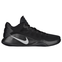 Nike Hyperdunk 2016 Low - Men's - Black / Silver