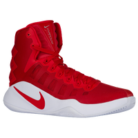 Nike Hyperdunk 2016 - Men's - Red / White