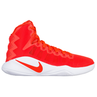 Nike Hyperdunk 2016 - Men's - Orange / White