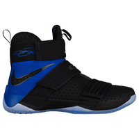 Nike LeBron Soldier 10 - Men's -  Lebron James - Black / Blue