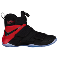 Nike LeBron Soldier 10 - Men's -  Lebron James - Black / Red