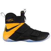 Nike LeBron Soldier 10 - Men's -  LeBron James - Black / Gold