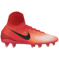 Nike Magista Obra II FG - Boys' Grade School - Orange / Black