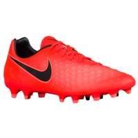 Nike Magista Onda II FG - Men's - Red / Black