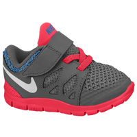 Nike Free 5.0 - Boys' Toddler - Grey / Red