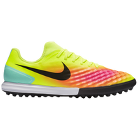 Nike Magista X Finale II TF - Men's - Light Green / Orange