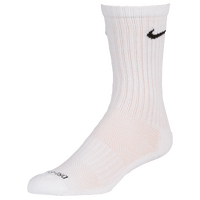 Nike Dri-FIT Crew Sock (6 Pack) - White / Black