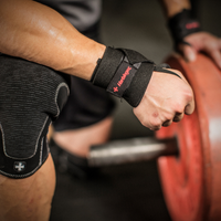 Harbinger Pro Thumb Loop Wrist Wraps - Men's
