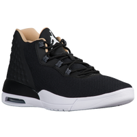 Jordan Academy - Men's - Black / White