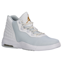 Jordan Academy - Men's - White / Gold