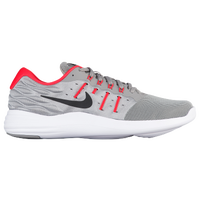 Nike LunarStelos - Men's - Grey / Orange