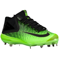 Nike Zoom Trout 3 ASG - Men's -  Mike Trout - Black / Light Green