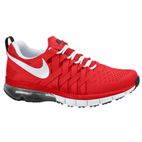 Nike Fingertrap Max Free - Men's - Red / White