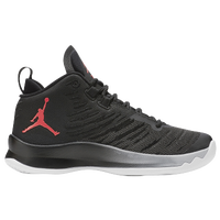 Jordan Super.Fly 5 - Boys' Grade School - Black / Grey