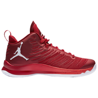 Jordan Super.Fly 5 - Men's - Red / White