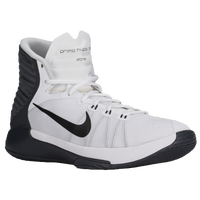 Nike Prime Hype DF 2016 - Men's - White / Black
