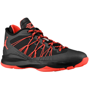 Jordan CP3.VII AE - Men's - Black/Infrared 23/White