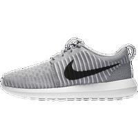 Nike Sportswear ROSHE TWO FLYKNIT Trainers grey.co.uk