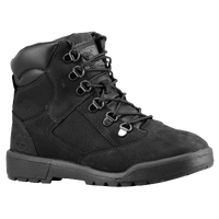 "Timberland 6"" Field Boot - Boys' Toddler - All Black / Black"