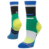Stance Ciele Athletique Run Crew - Women's - Blue / Multicolor