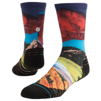 Stance Krup Run Crew - Men's - Multicolor / Multicolor