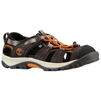 Timberland Belknap - Boys' Grade School - Brown / Orange
