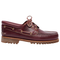 Timberland 3 Eye Boat Shoes - Men's - Brown / Brown