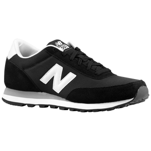 New Balance 501 - Men's - Black