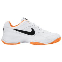 Nike Court Lite - Men's - White / Orange
