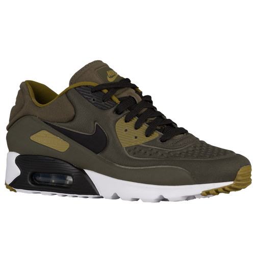 Nike Air Max 90 Ultra - Men\u0026#39;s - Olive Green / Black