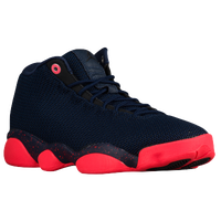 Jordan Horizon LS - Men's - Navy / Orange