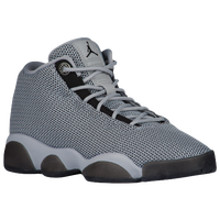 Jordan Horizon LS - Boys' Grade School - Grey / Black