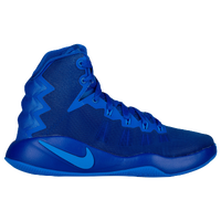 Nike Hyperdunk 2016 - Boys' Grade School - Blue / Light Blue