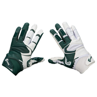 Cutters Rev Pro 2.0 Yin Yang Receiver Gloves - Men's - Dark Green / White