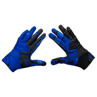 Cutters Rev Pro 2.0 Yin Yang Receiver Gloves - Men's - Blue / Black