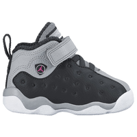 Jordan Jumpman Team II - Girls' Toddler - Black / Pink