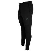 Nike Tech Fleece Pants - Men's - All Black / Black